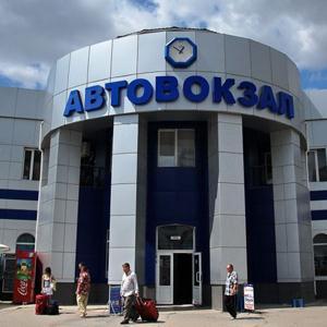 Автовокзалы Хохольского