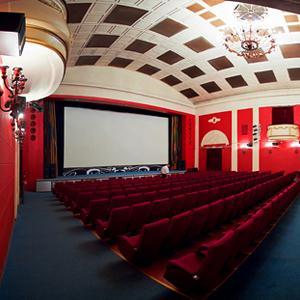Кинотеатры Хохольского
