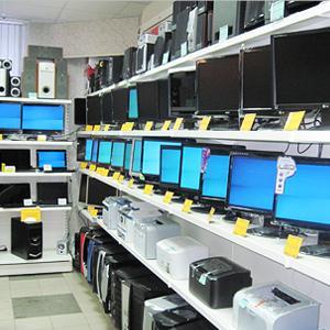 Компьютерные магазины Хохольского