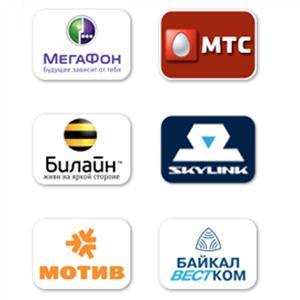 Операторы сотовой связи Хохольского