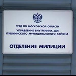 Отделения полиции Хохольского
