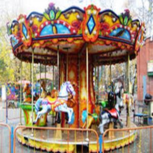 Парки культуры и отдыха Хохольского