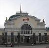 Железнодорожные вокзалы в Хохольском