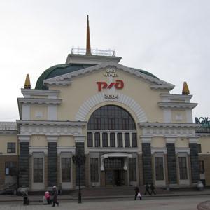 Железнодорожные вокзалы Хохольского